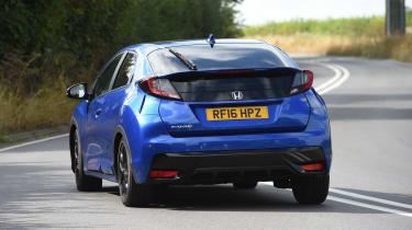 Honda Civic Sport 1.4 - rear