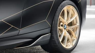 BMW M Performance Parts M2 rear wheel