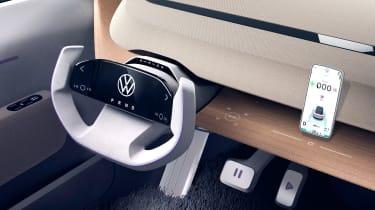 Volkswagen ID Life - dash
