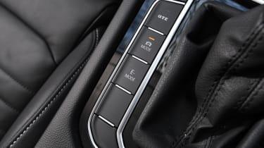 VW Passat - interior