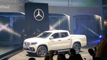 Mercedes X-Class - reveal