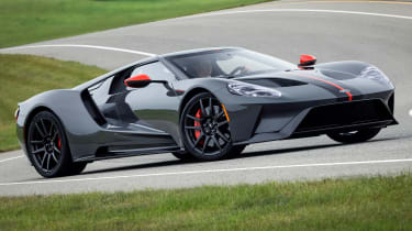 Ford GT Carbon Series - front/side