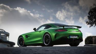 Mercedes-AMG GT R - rear quarter