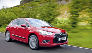 Citroen DS4 DSport tracking