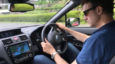 Subaru WRX STI - Peter Lyon