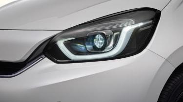 New 2020 Honda Jazz light