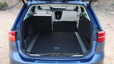Volkswagen Passat Estate boot