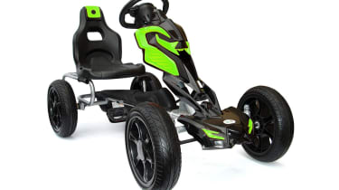 Thunder - Eva Rubber Wheel Tyres Go Kart