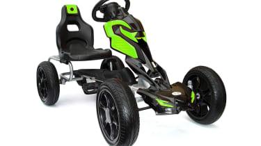 Thunder - Eva Rubber Wheel Tyres Go Kart