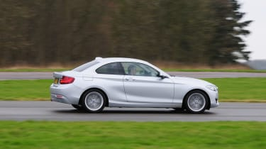 BMW 2 Series 220d pan
