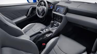 Nissan GT-R 50th Anniversary Edition - studio cabin