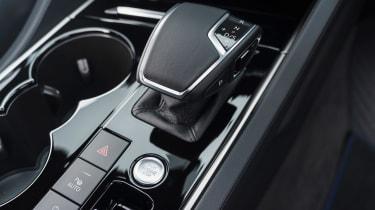Volkswagen Touareg R - interior