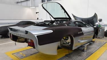 Jaguar XJ220 rear quarter