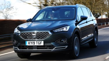SEAT Tarraco - front