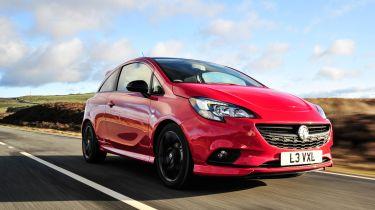 Vauxhall Corsa 2018 range updates