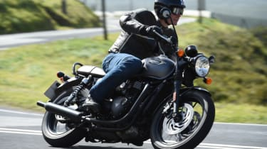 Triumph Bonneville T120 review - header