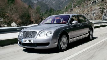 Best cars for under £20,000 - Bentley Continental Flying Spur