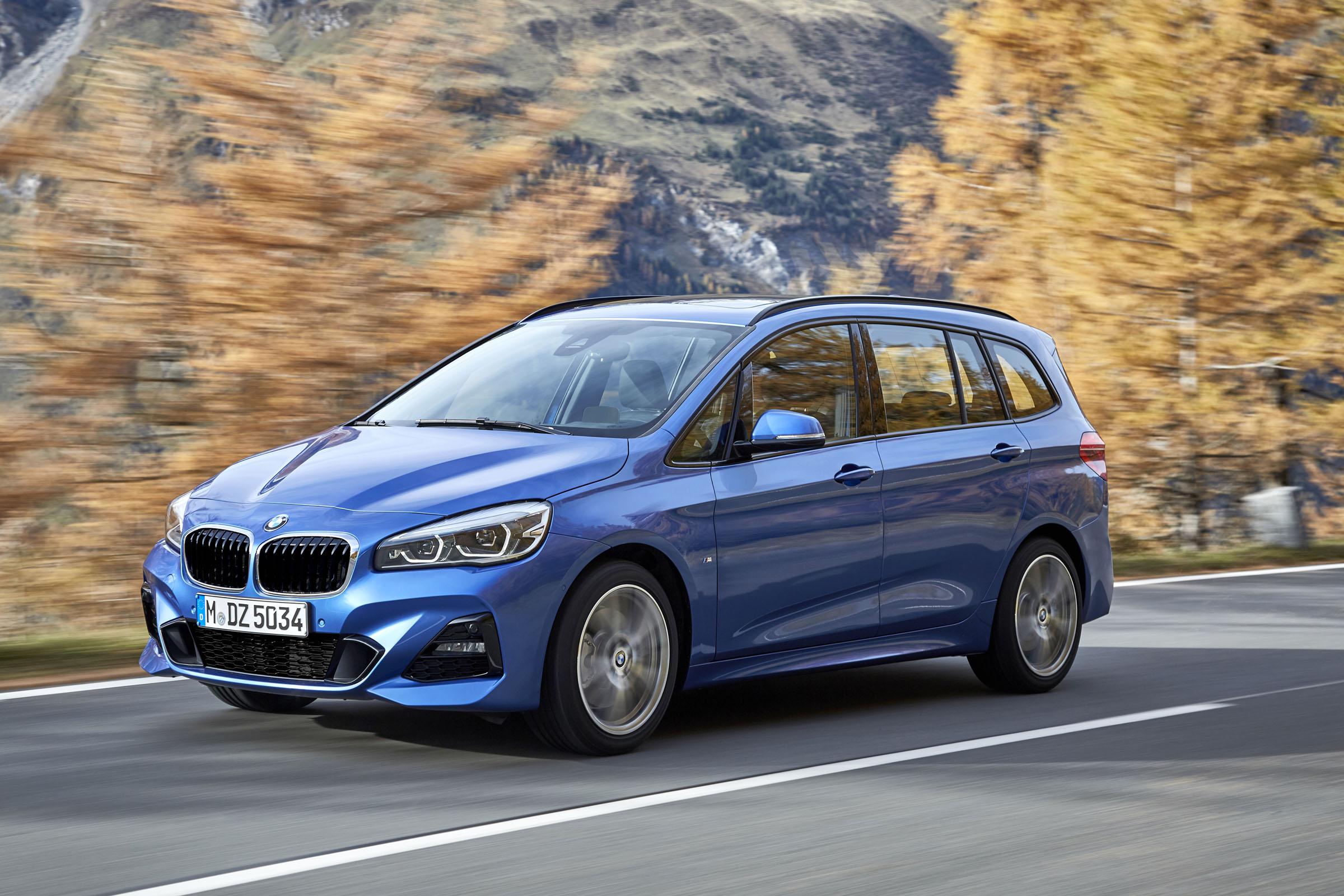 BMW 2 Series Gran Tourer review | Auto Express