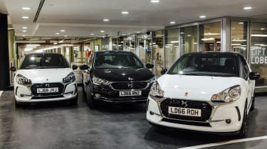 DS Westfield - cars