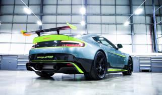 Aston Martin Vantage GT8 - rear quarter