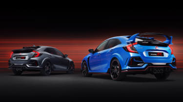 Honda Civic Type R GT and Type R Sport Line