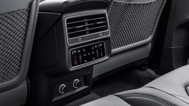 New Audi Q8 - air con
