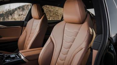 Alpina B8 Gran Coupe - seat