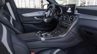 Mercedes-AMG GLC 63 cabin