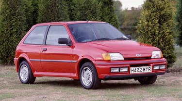 Ford Fiesta XR2i 16v Mk3