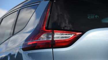 Renault Grand Scenic tail light