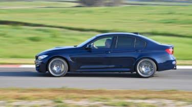 BMW M3 - side