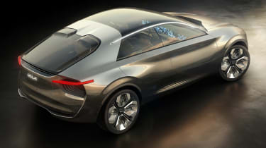 Imagine by Kia concept - rear above