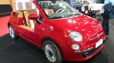 Jollycar Fiat 500