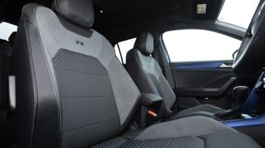 Volkswagen T-Roc R - seats