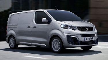 Peugeot Expert facelift