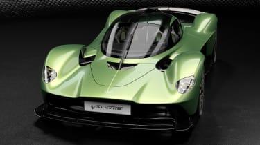 Aston Martin Valkyrie Mantis - front