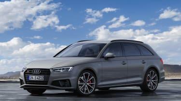 Audi S4 Avant - front static