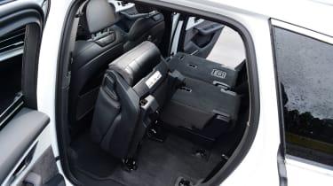Audi Q7 - seat config