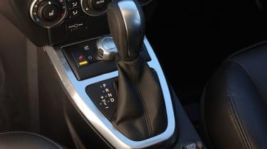 Land Rover Freelander TD4 gear lever