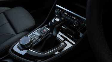 BMW 225xe Active Tourer - transmission