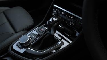BMW 225xe Active Tourer - transmission