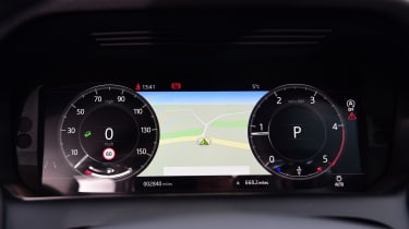 Land Rover Discovery Sport dials