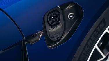 Porsche Taycan - charging port 4
