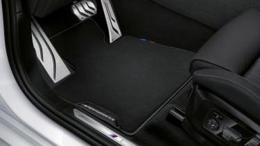BMW X5 M Performance Parts - interior detail
