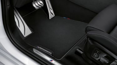 BMW X5 M Performance Parts - interior detail