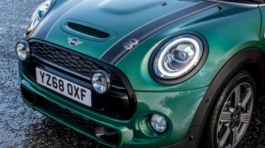 MINI Cooper S 60 Years Edition - bonnet