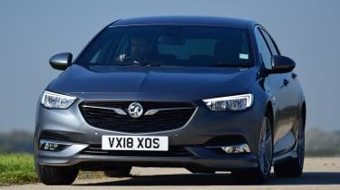 Vauxhall Insignia Grand Sport - front cornering