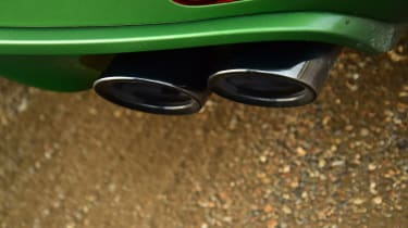 Porsche Macan - exhaust