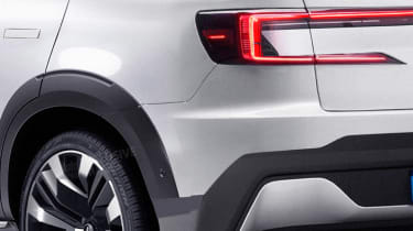 Polestar 3 exclusive image rear detail