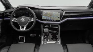 Volkswagen Touareg - sat-nav
